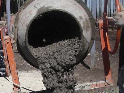 приготовление бетона