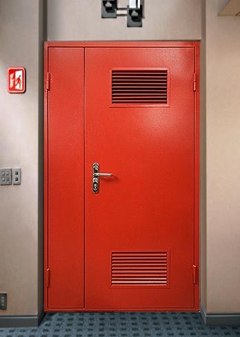 Технические, тамбурные двери
