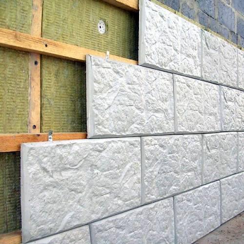 Виды наружной отделки фасадов