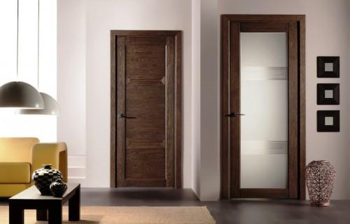 Высокие межкомнатные двери от производителя