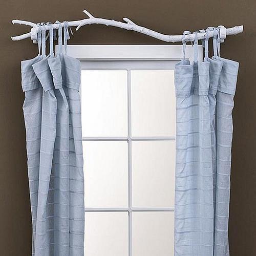 Во что вы украшаете свои окна